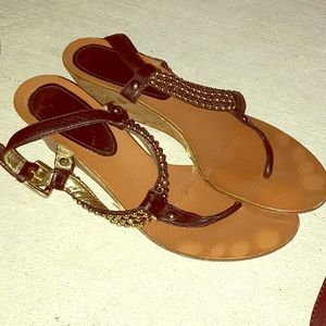 Coach Shoes - COACH SHOES GLENNA BLACK 8B